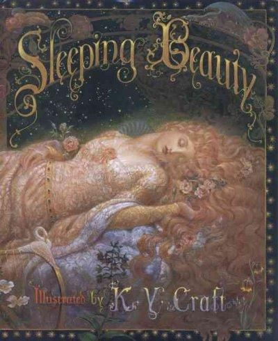 Sleeping Beauty's enchanted slumber has captivated readers' hearts for centuries. Now brought luminously to life by K. Y. Craft's lavish paintings, this new edition of a timeless favorite is sure to e