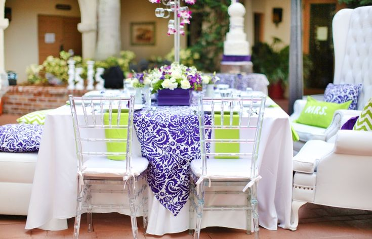 lime green and purple wedding decorations best 25 purple green weddings ideas on purple 5550