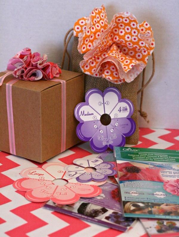 Today's Creative Blog - Flower Frills