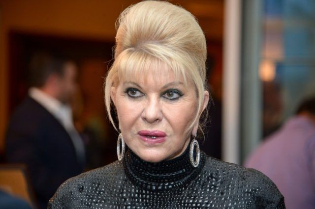 """Born Ivana Zelnickova in what is now the Czech Republic, Ivana Trump told the New York Post: """"I will suggest that I be ambassador for the Czech Republic"""""""