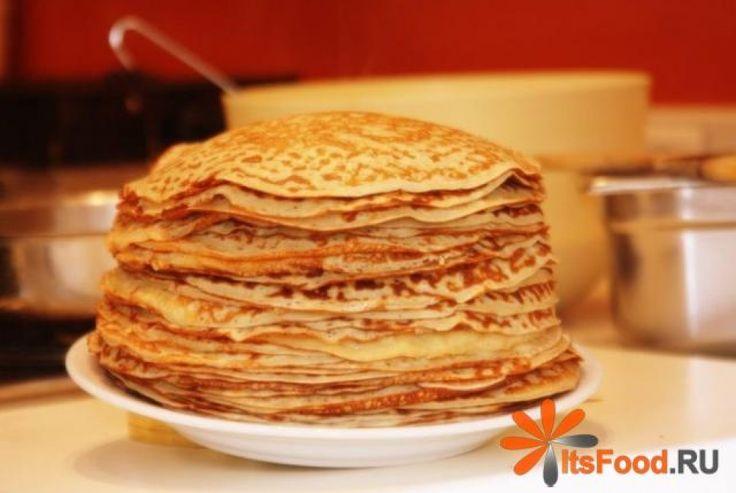 Блины из гречневой и пшеничной муки http://ricettio.com/recipe-1723-blinyi-iz-grechnevoy-i-pshenichnoy-muki  Блины всегда пользовались особой популярностью! Это угощение, которое можно съесть как со сметаной, так и со сгущенным молоком, медом и вареньем. Этот рецепт создан благодаря необыкновенно вкусному сочетанию гречневой и пшеничной муки, тем более, содержании гречихи, делает блюдо очень полезным.
