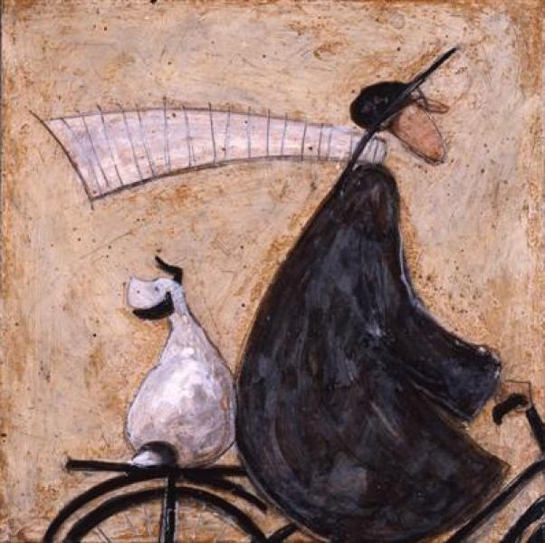 222 best art sam toft images on pinterest graphic art whimsical with a doris at the rear by sam toft m4hsunfo