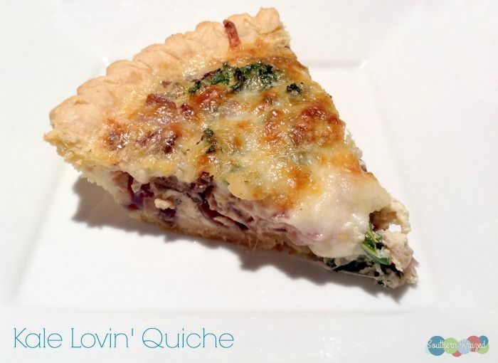 Kale Quiche Recipe