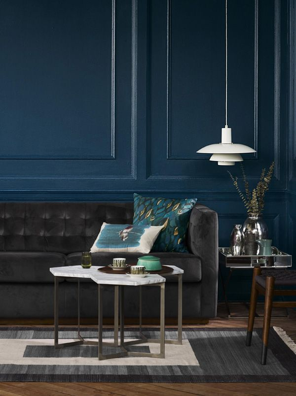 Campaign imagery from West Elm's September catalogue via designfiles