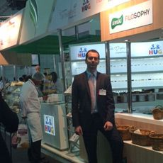 Thank you for visit our stand at Gulfood ! || Ioniki Filosophy News