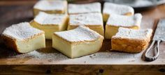 Deze magische custard taart maak je met maar één beslag maar bestaat uit 3 lagen... - Zelfmaak ideetjes