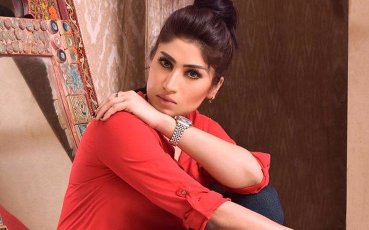 REST IN POWER07.18.16 5:14 AM ET Murdered Pakistani Icon Qandeel Baloch Had Zero F***s Left to Give