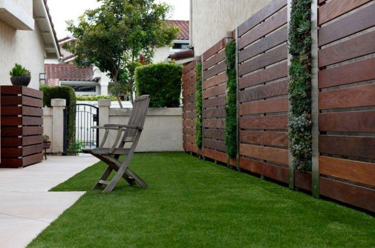 mur végétal : idées de déco DIY