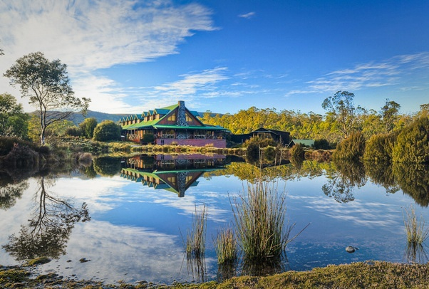 Cradle Mountain Lodge - Cradle Mountain, Australia we will be there in April!