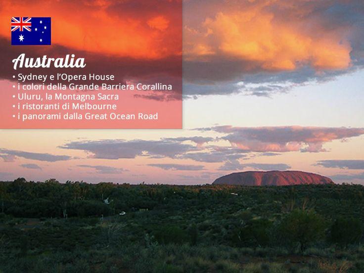 #Australia, Destinazioni Mondiali. Foto © Gabriele Pessina