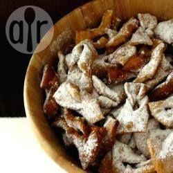 Foto de receta: Tortas fritas polacas (Chrusciki)