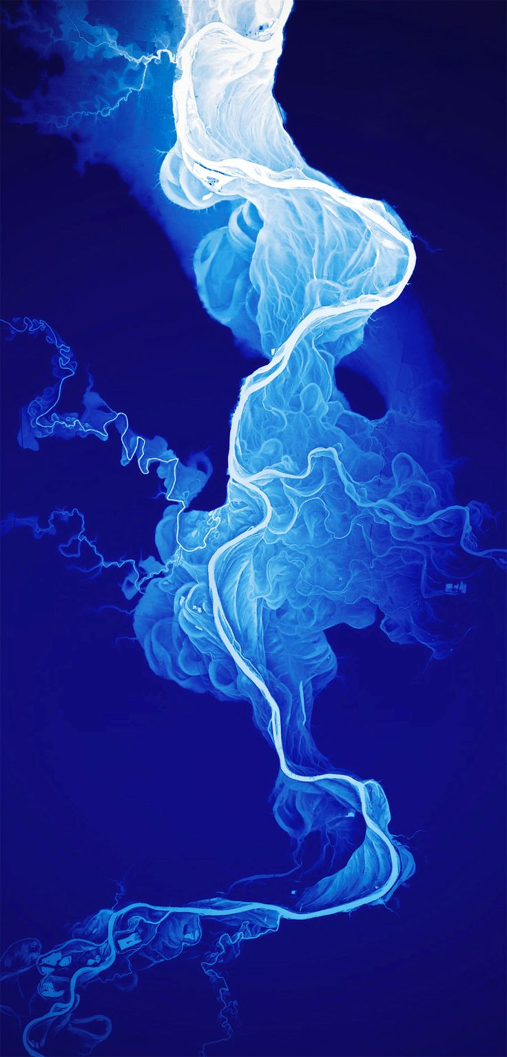 Art Meets Cartography: The 15,000-Year History of a River in Oregon Rendered in Data