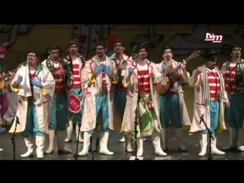 Chirigota de San Lorenzo / Pasodoble dedicado al Córdoba C.F. - YouTube