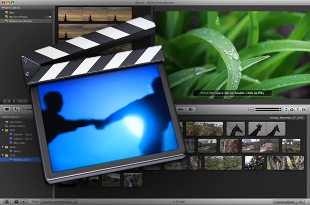 iMovie for Windows (iMovie for PC 7/8/XP)