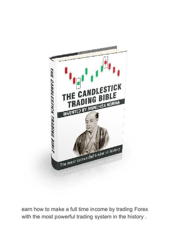 PDF The Candlestick Trading Bible Ebook [Free Download] Munehisa Homma Candlestick Trading Bible ...