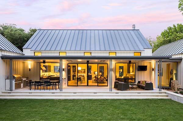 2891 best modern farm house barn style images on pinterest for Modern farmhouse cost to build