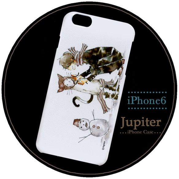 ハードタイプのiPhoneケースです。(iPhone6対応)ロットにより若干の色味の違いがございますのでご了承ください。オリジナルの台紙つき透明袋に入れてお送...|ハンドメイド、手作り、手仕事品の通販・販売・購入ならCreema。
