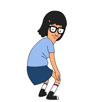 Tina from Bob's Burgers Twerking