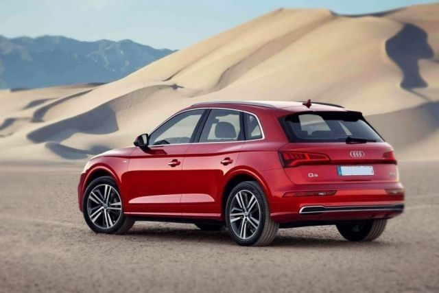 2019 Audi Q5 Rear View Audi Q5 Jaguar Car Audi