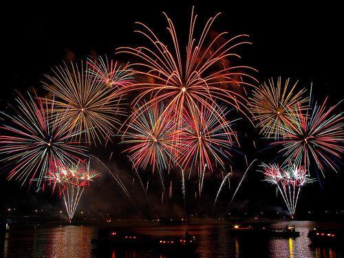 Singapore Fireworks Festival 2006: