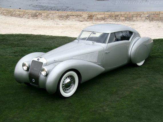 1938 - Delage D8-120 carrossée par Pourtout