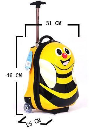 Children's cartoon trolley suitcase 1270434184 zyq on TradeTang.com