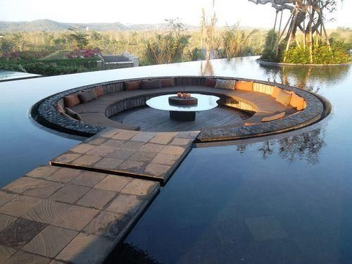 7 Awe-Inspiring but Affordable Beach Hotels Around the World  (Bali hotel, Rimba Jimbaran)  http://www.rimbajimbaran.com/