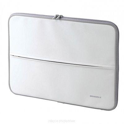 """Elecom Zeroshock - Futerał ochronny dla Notebook (17"""" - biały) 10108 - Sklep SKYNET komputery, oprogramowanie, telefony, tablety, manipulatory, tonery, serwis"""