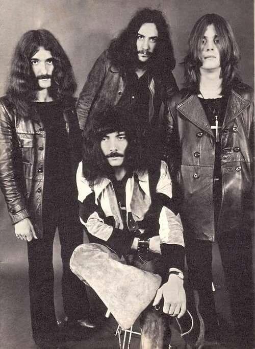 "blacksabbathica: ""Black Sabbath """