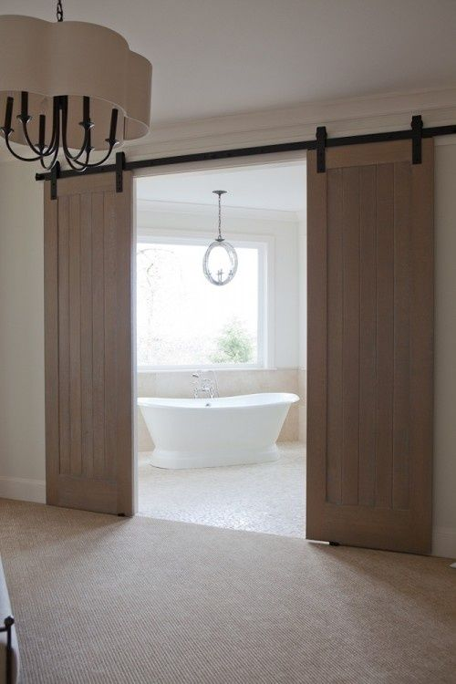 sliding door ideas to close ensuite or walk in robe for where