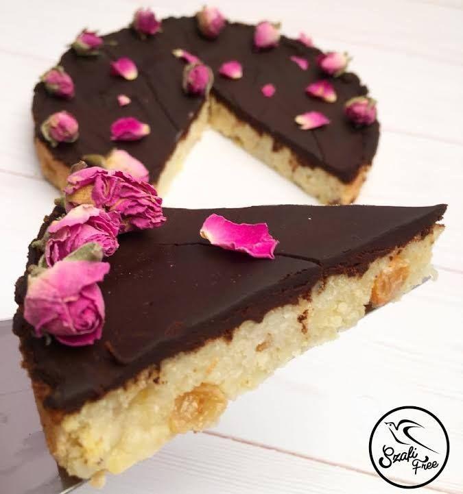 Túrótorta ízű quinoa vagy köles sütemény - NAGYON JÓ