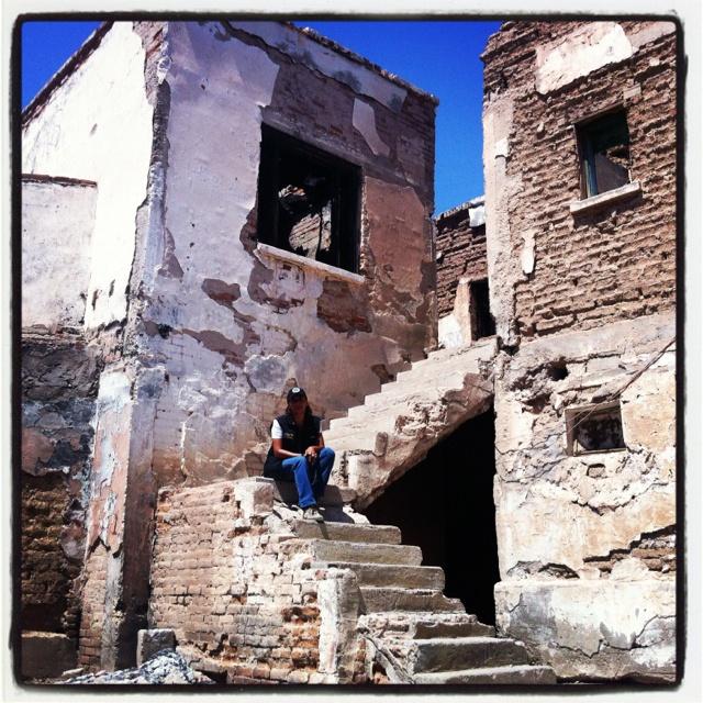 La vecindad del callejón Carreño se resiste a dejar de ser parte de #Juárez!