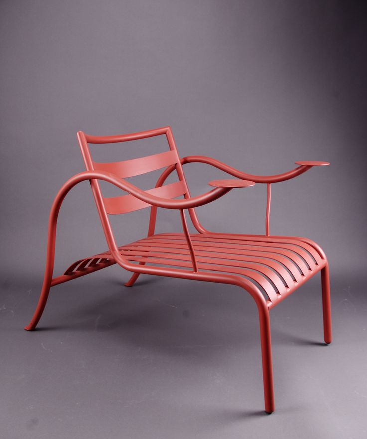 "Jasper Morrison, chair ""Thinking man's chair"", Cappellini."