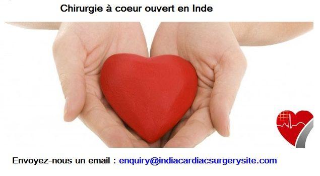 Parfois, la chirurgie à cœur ouvert est également connue comme la chirurgie cardiaque traditionnelle et ceux-ci sont effectués avec des incisions de petite taille et non les plus grands qui peuvent donc faire du terme «cœur ouvert» une grande terminologie déroutante.Obtenez un accès rapide au coût bas de la chirurgie en Inde en contactant le site de chirurgie cardiaque en Inde en envoyant votre requête sur notre Email ID: enquiry@indiacardiacsurgerysite.com ou appelez-nous au 91-9370586696.