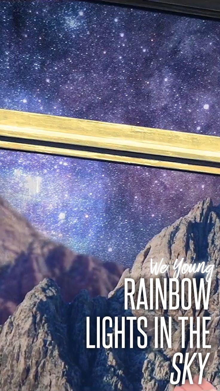 We Young/ NCT Dream / haneureun mujigae bicc / rainbow lights in the sky
