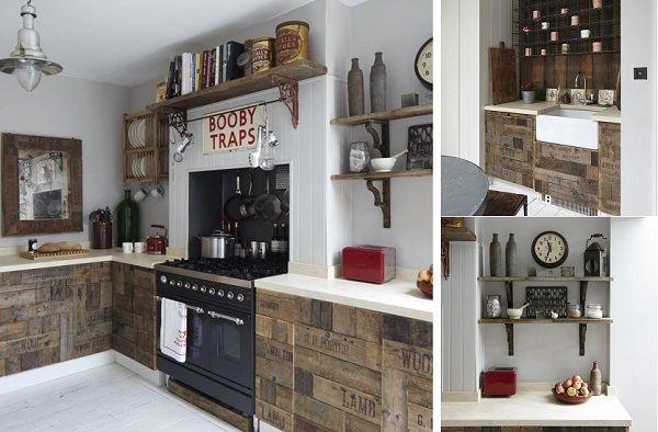 Klassieke keuken pallet ontwerpen and keuken ontwerpen on pinterest - Keuken ontwerpen ...