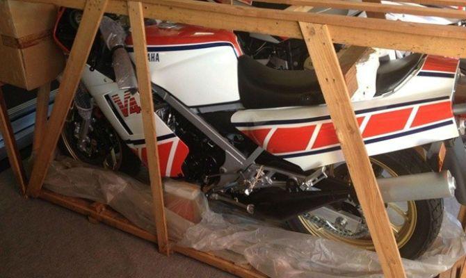 Yamaha RZ500N nunca chegou a ser vendida oficialmente no Brasil - Motorpasión Moto/Reprodução