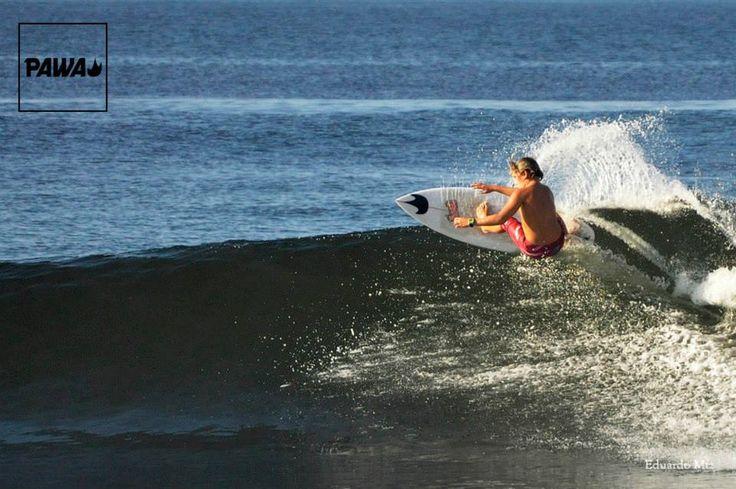 Little Al Cleland shreding at home.....  #pawasurf #pawasurfco #pawa #lostsurfboards #lost #lostsurf