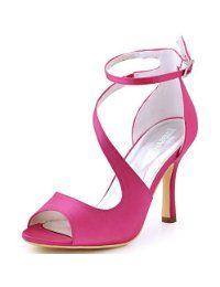 Zapatos plateado formales Lemontree para mujer AM821xM