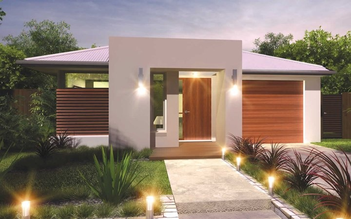Metricon Home Designs: The Nova Vogue Facade. Visit www.localbuilders.com.au/builders_queensland.htm to find your ideal home design in Queensland