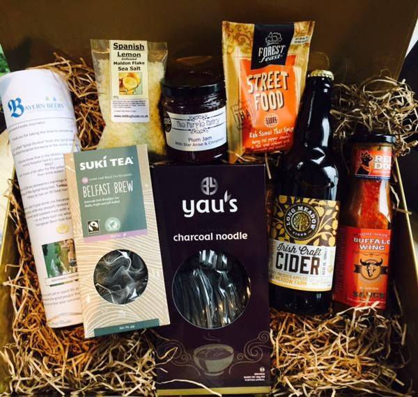 Win a hamper from Speciality & Fine Food Fair Ireland - http://www.competitions.ie/competition/win-a-hamper-from-speciality-fine-food-fair-ireland/