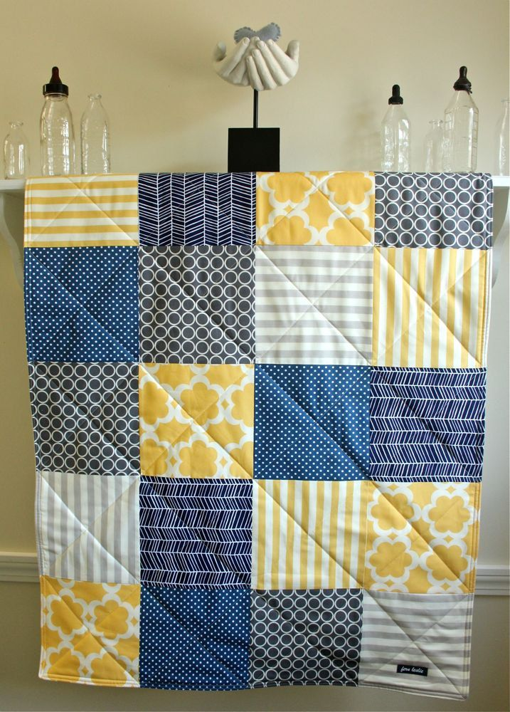 17 Best Images About Navy/Yellow And Navy/Gray Baby Shower