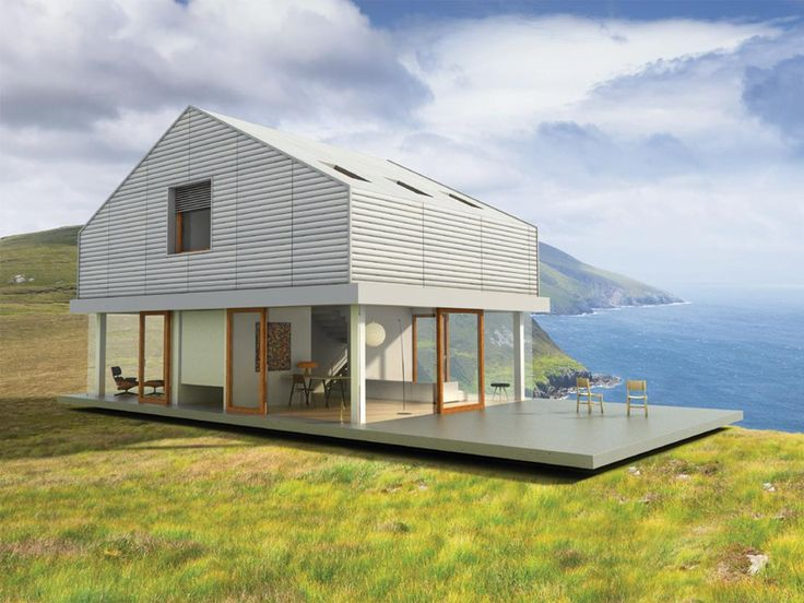 Le nuove case prefabbricate in legno di More: la Wowhouse e Casa Trilobite