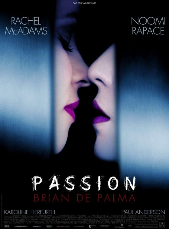 """Passion"" #01 __ #inspiration #creativity #concept #art #art_direction #grid #layout #design #layout_design #graphic #graphic_layout #graphic_design #poster #poster_layout #poster_design #film #film_poster #movie #movie_poster #typography #photography #movieposteroftheday"