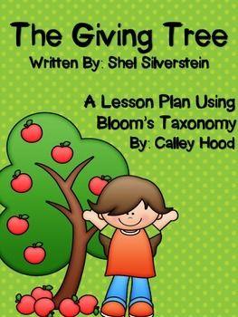 the giving tree by shel silverstein pdf