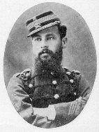 General de Brigada Alberto Gormaz Araos (?-1913), Participó en el combate de Topater como Capitán de Guardias Nacionales, luchó en la batalla de Tacna y en la toma del Morro de Arica. Asciende a Sargento Mayor del Regimiento N° 2 de Artillería y lucha en las Batallas de Chorrillos y Miraflores.