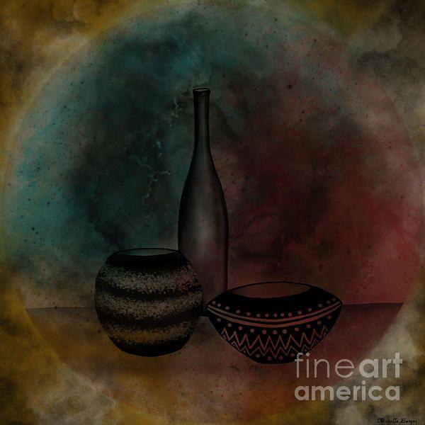 Christelle Burger South African Artist Digital Art work for sale