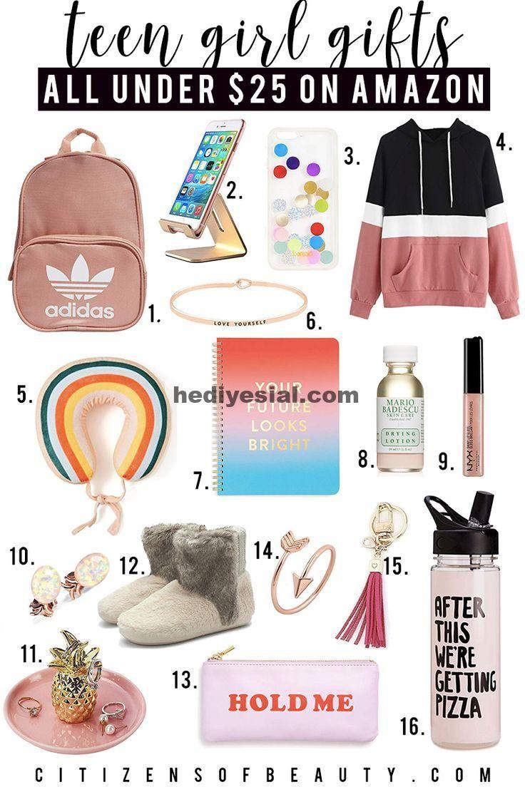 Top Teen Girl Gifts under $ 25 like adidas backpack, phone holder, hoodies, …, #adidas #gifts #giftforteens #phone holder