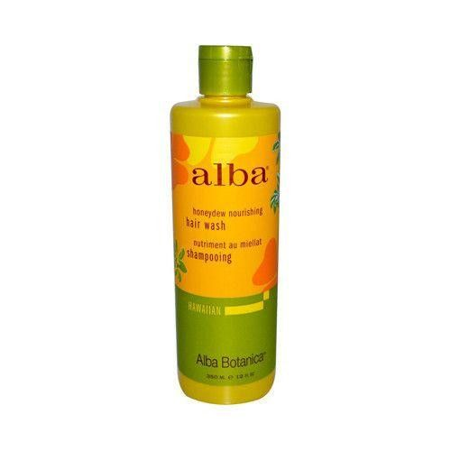 Alba Botanica Hawaiian Hair Wash Honeydew Nourishing - 12 fl oz