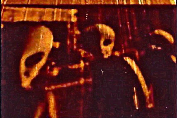 UFO ET Dulce Base Revealed From A Scientist Now In Hiding
